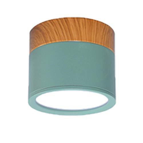 Plafondlamp, plafondlamp, plafondlamp, moderne led, van ijzer, Nordic voor woonkamer, slaapkamer, kinderkamer, hal, led-spot ligh