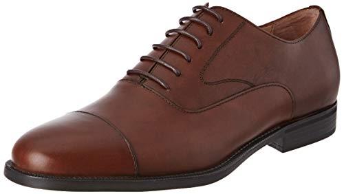 Stonefly Berry II Calf, Zapatos de Cordones Derby para Hombre, Marrón (Friar Brown 314), 46 EU