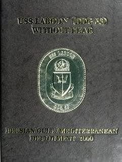 (Custom Reprint) Yearbook: 2000 Laboon (DDG 58) - Naval Cruise Book