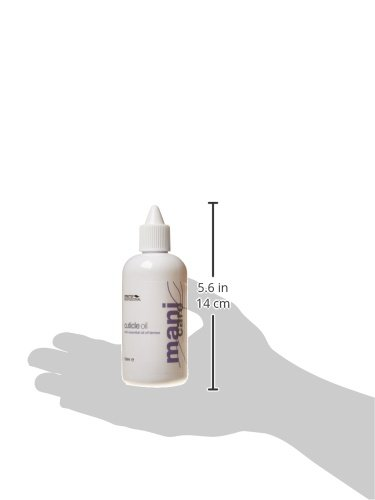 Strictly Professional Creamy Oil With Essential Oil of Lemon Reduces Dryness in the Cuticle 150ml