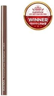 The Saem Eco Soul Powerproof Super Slim Eyeliner BR03 Teddy Brown