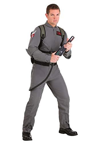 Disfraz de Ghostbusters 2 para hombre - gris - Small
