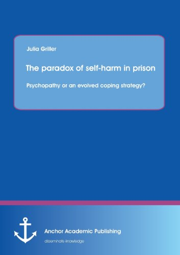 The paradox of self-harm in prison: psychopathy or an evolved coping strategy?