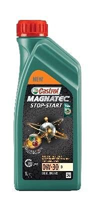 1 Liter CASTROL 0W-30 Magnatec Stop-Start D ACEA C2 Ford WSS-M2C950-A