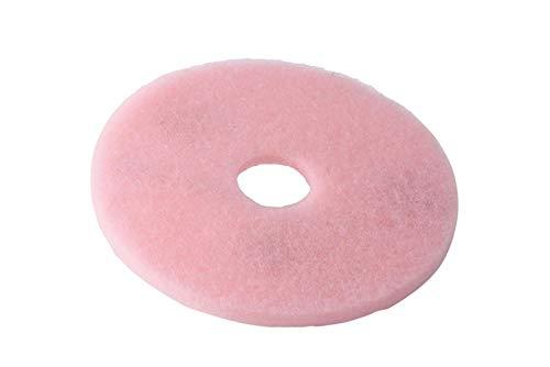 Scotch-Brite Eraser Reinigungs und Polierpad 3600, Rosa, 505 mm, 5/Kasten