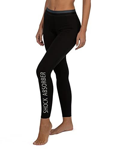 Shock Absorber Damen Active Branded Leggings, Noir, XL