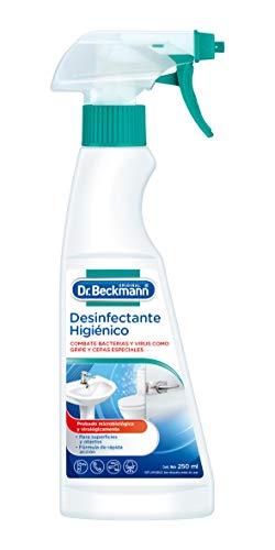Dr. Beckmann Desinfectante Higienico Spray Para Superficies Y Objetos 250 Ml., color, 250 ml, pack of/paquete de