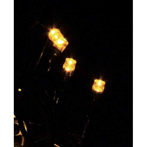 giocoplast 35 lucciolette avec LED, Blanc chaud