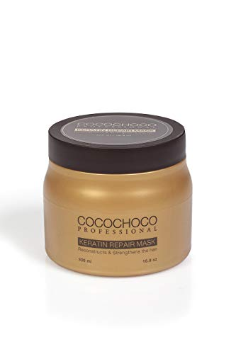 COCOCHOCO professional Keratin Repair Mask 17 Fl Oz / 500ml by COCOCHOCO