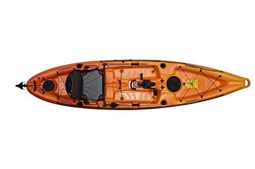 Features of the Riot Mako 12'