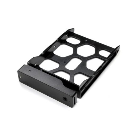 Synology Disk Tray (Type D5) 2.5/3.5 Frontblende Schwarz - Laufwerksschacht-Konsolen (2.5/3.5, Frontblende, Schwarz, DS713+, DS1512+, DS1812+, DS712+, DX513, 113 mm, 171 mm)