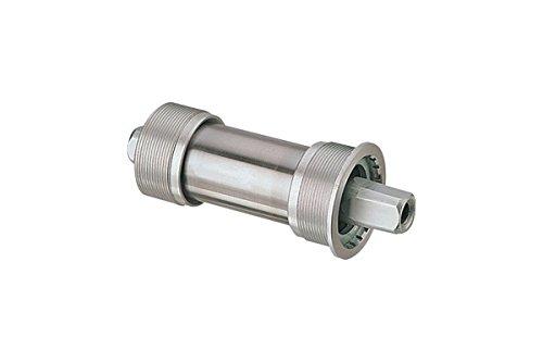 Stronglight Boîtier de Pédalier JP 400 JIS Cuvettes Aluminium 68mm (BSC) 107mm Axes Adulte Unisexe, Argenté