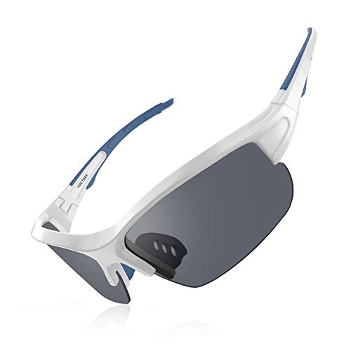 Gafas de sol polarizadas para hombre y mujer, protección UV, TR90, irrompibles, para pesca, conducción y ciclismo