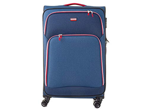 Franky Spinner T1S-DR Suitcase Travel Luggage Size M 69 cm Midnight Sports