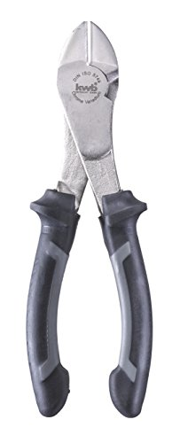 alicates de corte diagonal 180mm Marca kwb