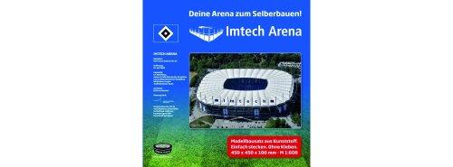 Meine-Arena Stadion zum Selberbauen, Design:Hamburger SV