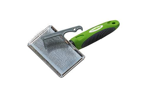 Fellbürste mit Reinigungskamm