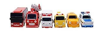 The Little Bus Tayo SpecialFriends Set Series  Mini Bus Set 6pcs