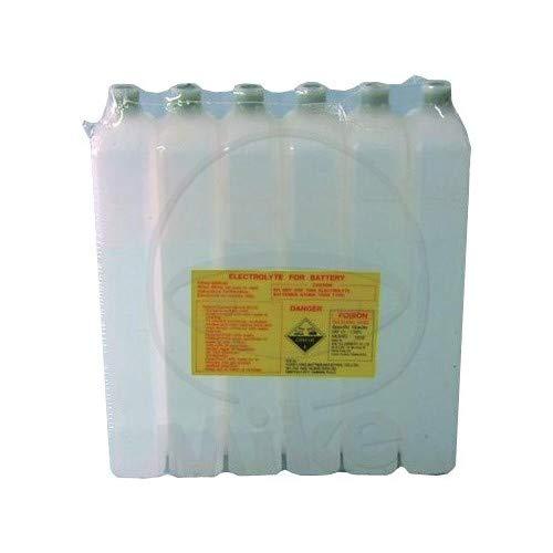 Säurepack für wartungsfreie Batterien YT 4L-BS