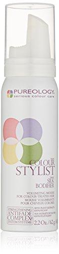 Pureology Color Stylist Silk Bodifier Volumizing Mousse, 2.20 Fl Oz
