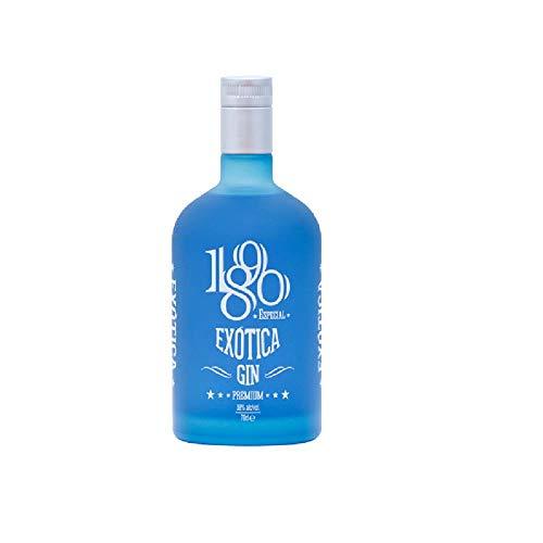 Gin 1890 Exótica 70 cl, Ginebra premium