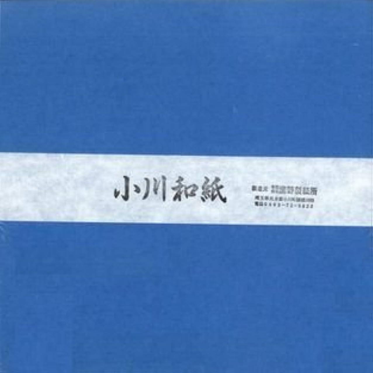 Ogawa(hosokawa) Washi Single Color Paper 25cm(9.84 In), No.16 Sky Blue, 50sheets