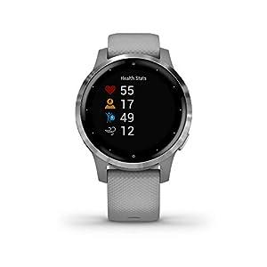 Garmin Vivoactive 4S Smartwatch (010-02172-01) Wireless Sport Earbuds & More