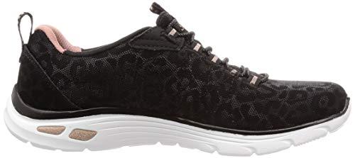 Skechers Women's Empire D'lux-Spotted Sneaker