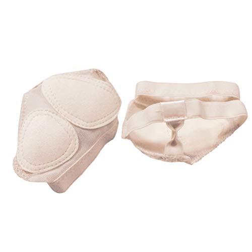 TENDYCOCO 1 Par de Almohadillas para Ballet Herramientas para Cuidado de Pies para Mujeres
