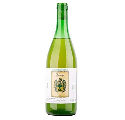 Sidra Natural Jauregui – DE ASTIGARRAGA - 6 Botellas de 750 ml - Total: 4500 ml