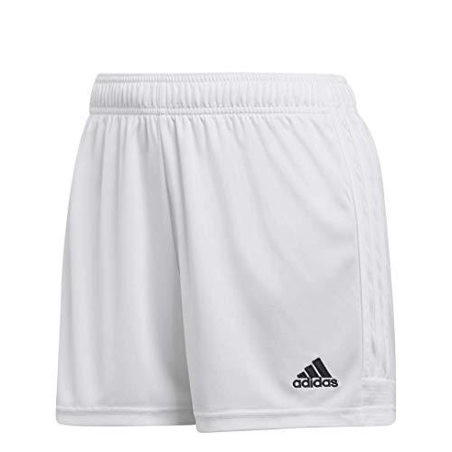 adidas Women's Tastigo 19 Short White/White,Medium