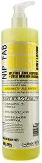 NIP+FAB Energy Boost Body Lotion 490ml/16.6oz