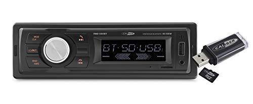 Caliber RMD030BT Autoradio mit Bluetooth, 1 DIN