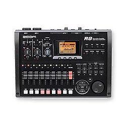 ZOOM R8 Recorder, Interface, Controller, Sampler