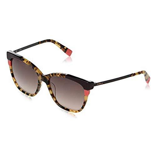 Gafas de Sol Mujer Furla SFU148-07UX (ø 55 mm) | Gafas de sol Originales | Gafas de sol de Mujer | Viste a la Moda