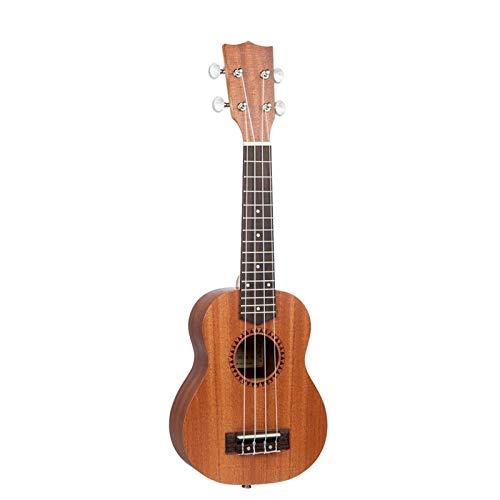 21-Zoll-Sopranistik Ukulele-Student-Gitarre-Körper-Palisander-FRETBOARD 15 Bünde Anfänger Verwendung