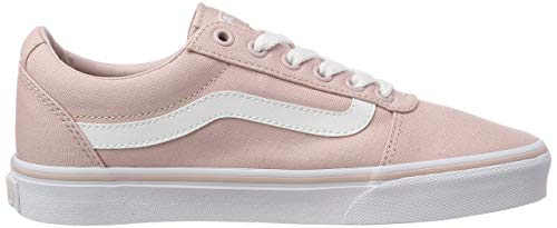 Vans Damen WM Ward Sneakers, Pink ((Canvas) Sepia Rose Oln), 37 EU
