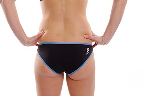 ballarina Beachvolleyball Bikini-Hose Sandpant, schwarz-Diesel (S)