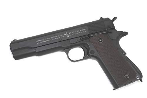 DOUBLE BELL M1911A1 コルトガバメント ブローバック ガスガン No.723 樹脂フレーム