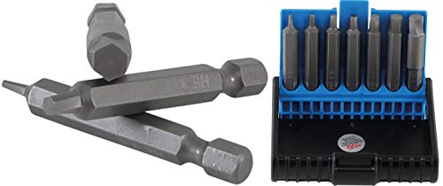 BGS 5289 | Jeu de clés coudées | pour six pans intérieurs défectueux 1,5 - 6 mm | 7 pièces