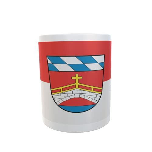 U24 Tasse Kaffeebecher Mug Cup Flagge Fürstenfeldbruck