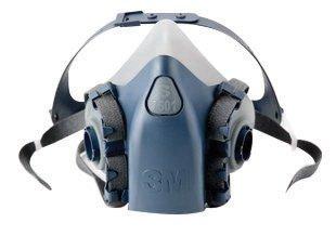 Visit the 3M 7500 Series Half Mask on Amazon.