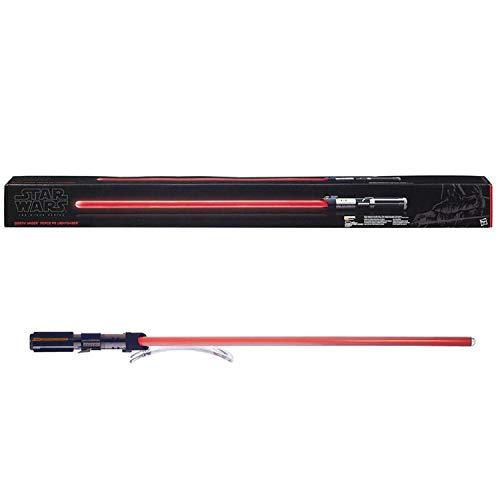 Espada láser Darth Vader Star Wars Hasbro Black Series Force FX Fener Cinema #1