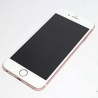 SoftBank版 iPhone 6s 128GB ローズゴールド MKQW2J/A Apple 白ロム 4.7インチ