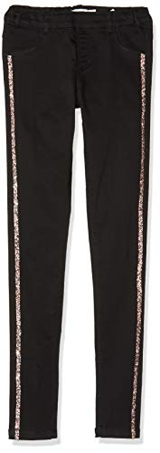 NAME IT Meisjes Nkfpolly Twibatinna Legging W Tape Bs broek