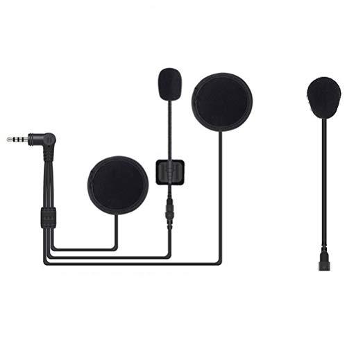 LEXIN 3.5 mm Auriculares de intercomunicación para Motocicleta FT4/FT4Pro/ET COM
