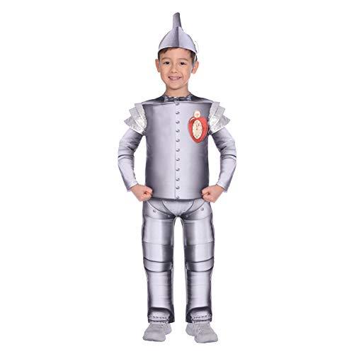 amscan Disfraz para niños del hombre de hojalata del Mago de Oz de Warner Bros