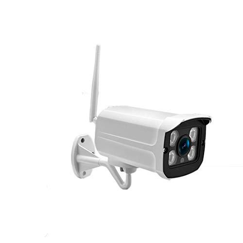 WiFi-Kamera im Freien 180P HD-Sicherheitskamera, Wireless Webcam mit Nachtsicht, wasserdichte Überwachung CCTV, IR LED Motion Detection, AP Hotspot (Brennweite: 6 mm) HAOSHUAI (Color : 6mm)