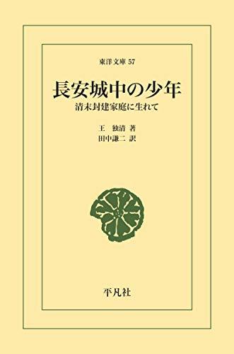 長安城中の少年 (東洋文庫0057)