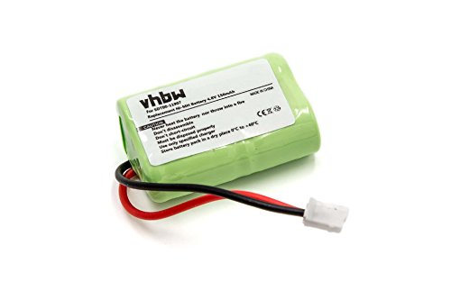 Batterie pour Sportdog sd-400 Ni-MH 4,8 V 150 mAh – DC-17, 4sn-1/4aaa15h-h-jp1, DC-17 _ 5, mh120aaal4gc, 650–058